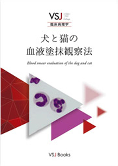 犬と猫の血液塗抹観察法